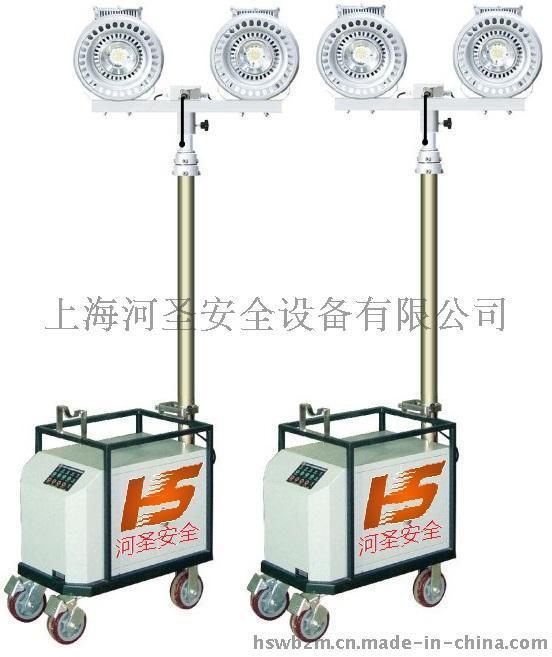 LED移動應急升降照明車YDC-2150\YDC-4150LED型