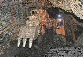 偏窄小型破挖装岩机