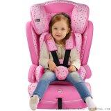 诺贝怡六档式宝宝汽车儿童安全座椅3c认证 车载五点式儿童座椅