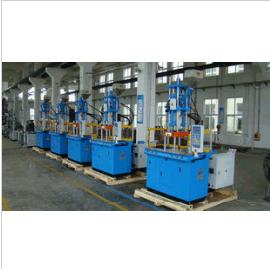 立式双滑板注塑机--杭州锐塑机械有限公司专注塑机行业