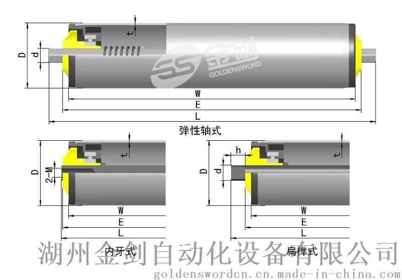 厂家生产无动力辊筒动力辊筒弯道辊筒锥辊链轮辊筒双链辊筒辊子多楔带辊筒O带辊辊筒锥套辊子包胶辊筒电动辊筒积放辊筒