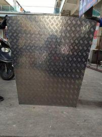 大五条筋花纹铝板 1060花纹铝板   铝板