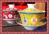 景德鎮陶瓷蓋碗定製批發