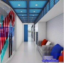 铝板网 铝板冲孔网 铝板装饰网厂家