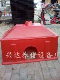 母猪产床专用保温箱 保育猪保温箱 产床一体保温箱 复合材料保温箱 猪用养殖设备 原包料塑料保温箱