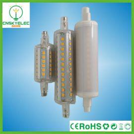 LED R7S 118mm 85-265V 360° 带罩 r7s