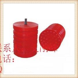 JHQ-A-7聚氨酯螺杆缓冲器,行车碰头,聚氨酯块,