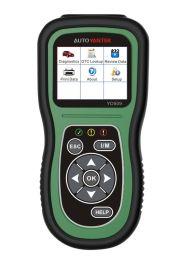 OBD II & Can Scan Tool 汽车尾汽排放检测仪-YD509