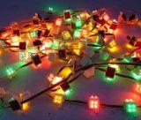 LED食人鱼跑马灯  八灯食人鱼模组