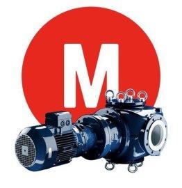 西派克Seepex螺杆泵MD05-6L及维修配件