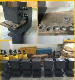扁钢槽钢液压冲孔机 厂家直销