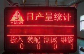 PLC控制LED显示屏