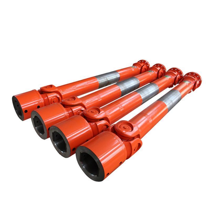 SWC490万向轴联轴器 大规格无伸缩短式万向联轴器轧钢设备万向轴