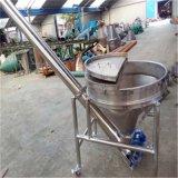 螺旋管式粉料提升機 傾斜式化工顆粒上料機78