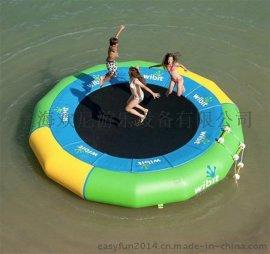厂家直销 水上乐园 水上蹦床 充气蹦床
