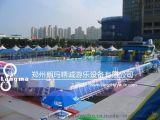 厂家直销精诚游乐SZSC001-4支架水池