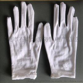 批发白色棉手套|纯棉加厚手套|作业手套|防护手套|劳保手套。
