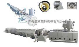 塑料机械  管材  全自动管材挤出生产线