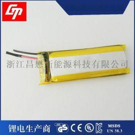 录音笔,无线鼠标051745 3.7v 350mah聚合物锂电池
