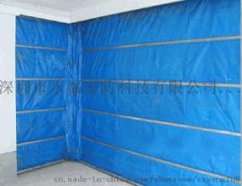 广东永福防火卷帘包安装包验收一站式服务