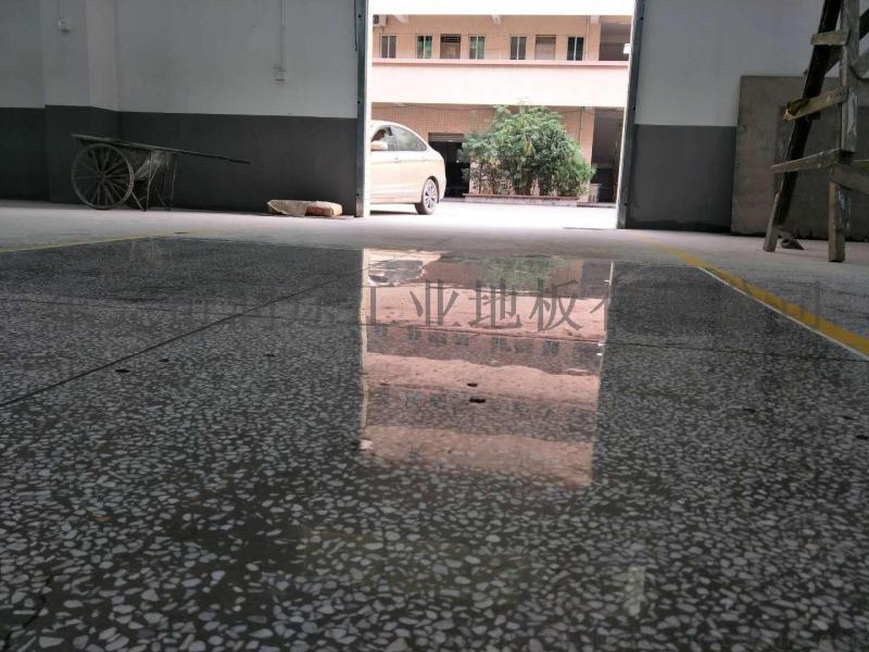 龍巖市廠房水磨石地面拋光,龍巖市車間地面固化翻新