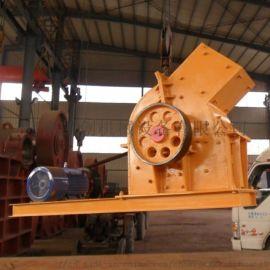 小型碎石机建筑垃圾锤式破碎机重型矿山石料粉碎机