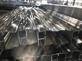 淋浴房鋁型材 江西歐鋁鋁型材