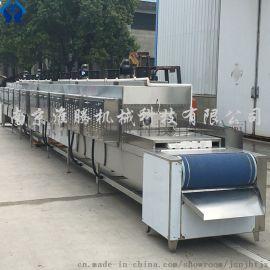 南京淮腾机械 HTWS型隧道微波灭菌干燥设备