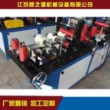 多型号圆管贴膜机,塑钢型材贴膜机
