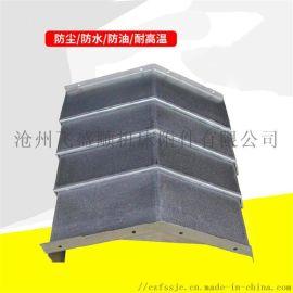 沈阳车床VMC850E钢板防护罩专业定制