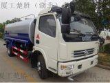 程力威牌國六12噸15噸東風多利卡灑水車包上戶