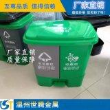 溫州/麗水/金華 雙色單個雙桶,加厚塑料垃圾桶大號40 20L分類桶