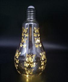 LED球泡灯,LED铜线灯炫彩玻璃瓶浪漫装饰灯 酒吧聚会家居装饰用