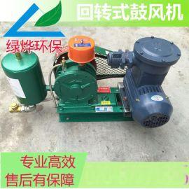 污水处理曝气设备回转式鼓风机