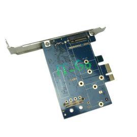 台式机PCIe转M.2转接卡 TYPE-C USB3.1扩展卡 NGFF固态硬盘接口扩展卡