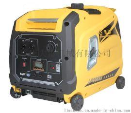 LP3500i隆鹏3KW静音汽油变频发电机
