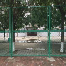 安平环森丝网专业生产 公路 铁路护栏网 绿色防护栅栏绿色