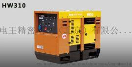 电王汽油发电电焊两用机(HW310)