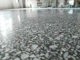 东莞图腾 水磨石固化地坪