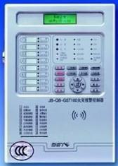 JB-QB-GST100火災報警控制器、 賓館  別墅   廠房報警主機