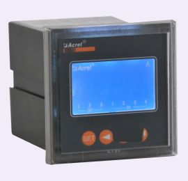 安科瑞 PZ72L-AI 液晶显示单相电流表