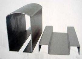 安康供货商制作不锈钢U型槽剪板折弯价格【价格电议】