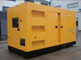 500kw低噪音柴油发电机组-康明斯发动机