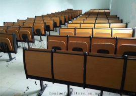 连体培训桌椅,广东鸿美佳生产供应培训桌椅