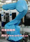 库卡喷砂机器人防护服,机器人防尘衣,昂拓直供