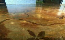 潍坊亚斯特专业致力于艺术压花地坪