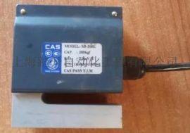 SB-200L拉压称重传感器 CAS凯士
