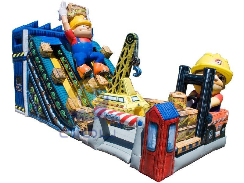 兒童充氣城堡兒童電動碰碰車碰碰船廠家
