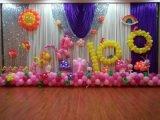 荆州迪啦气球派对装饰