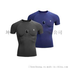 AMSU阿木智能心电衣实时动态心电图检测智能跑步衣